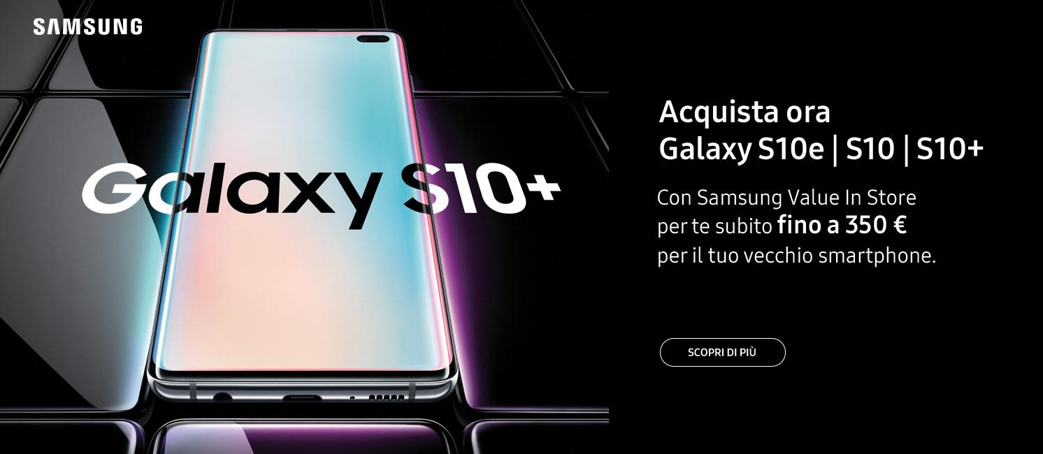 Samsung Galaxy S10e | S10 | S10 Plus