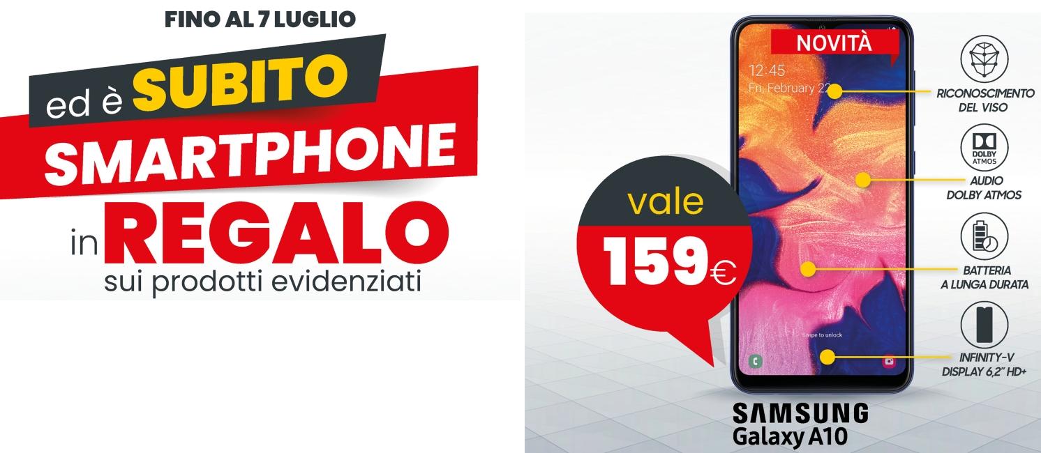 Volantino - Omaggio Smartphone
