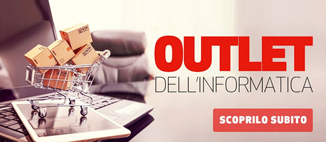 Promo: Outlet Informatica