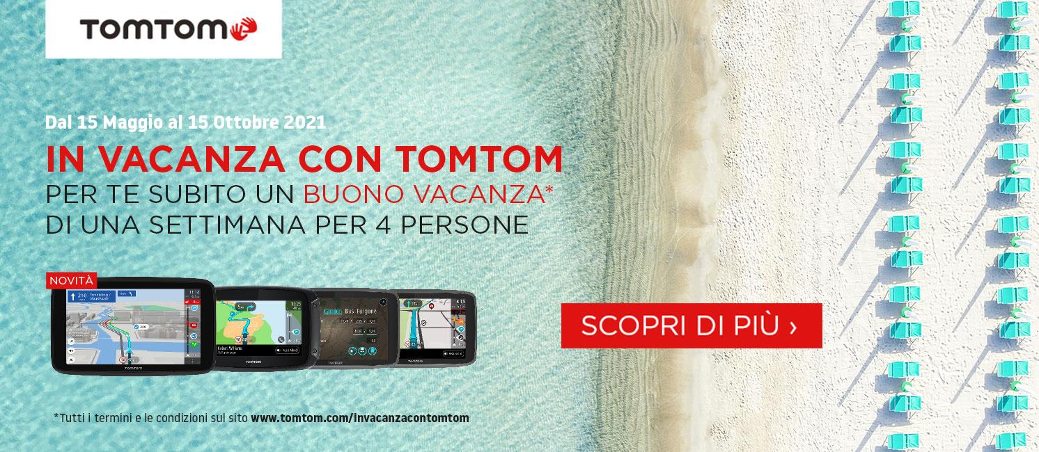 Promo: In Vacanza con TomTom
