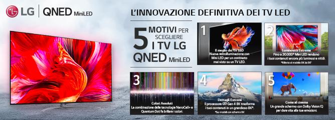 Promo: LG Qned Mini Led