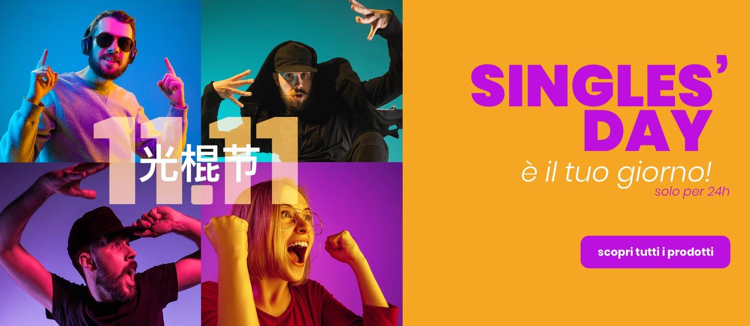 Promo: Singles' Day 2019