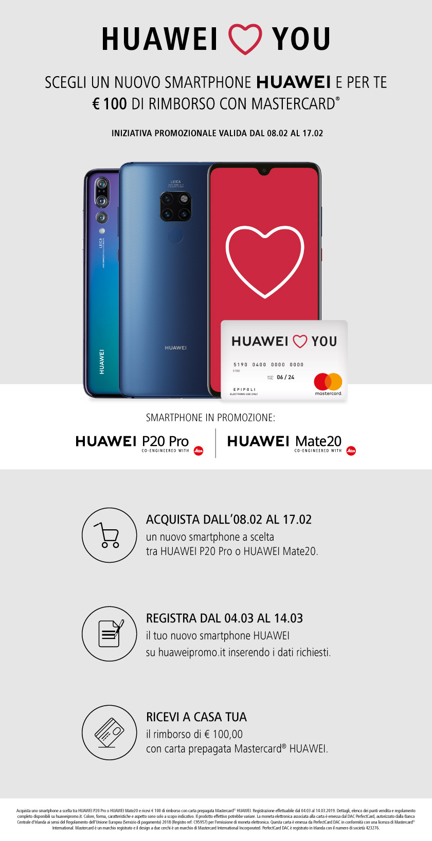 Huawei loves you