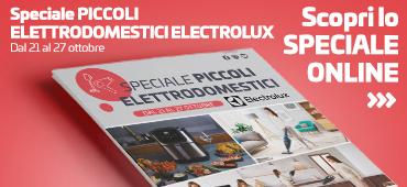Promo: Speciale Piccoli Elettrodomestici Electrolux