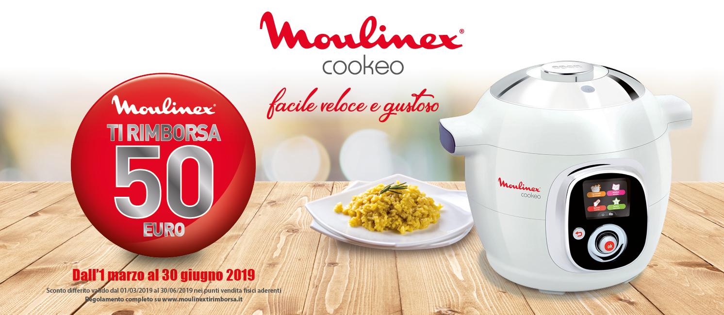 Promo: Moulinex Cashback Cookeo