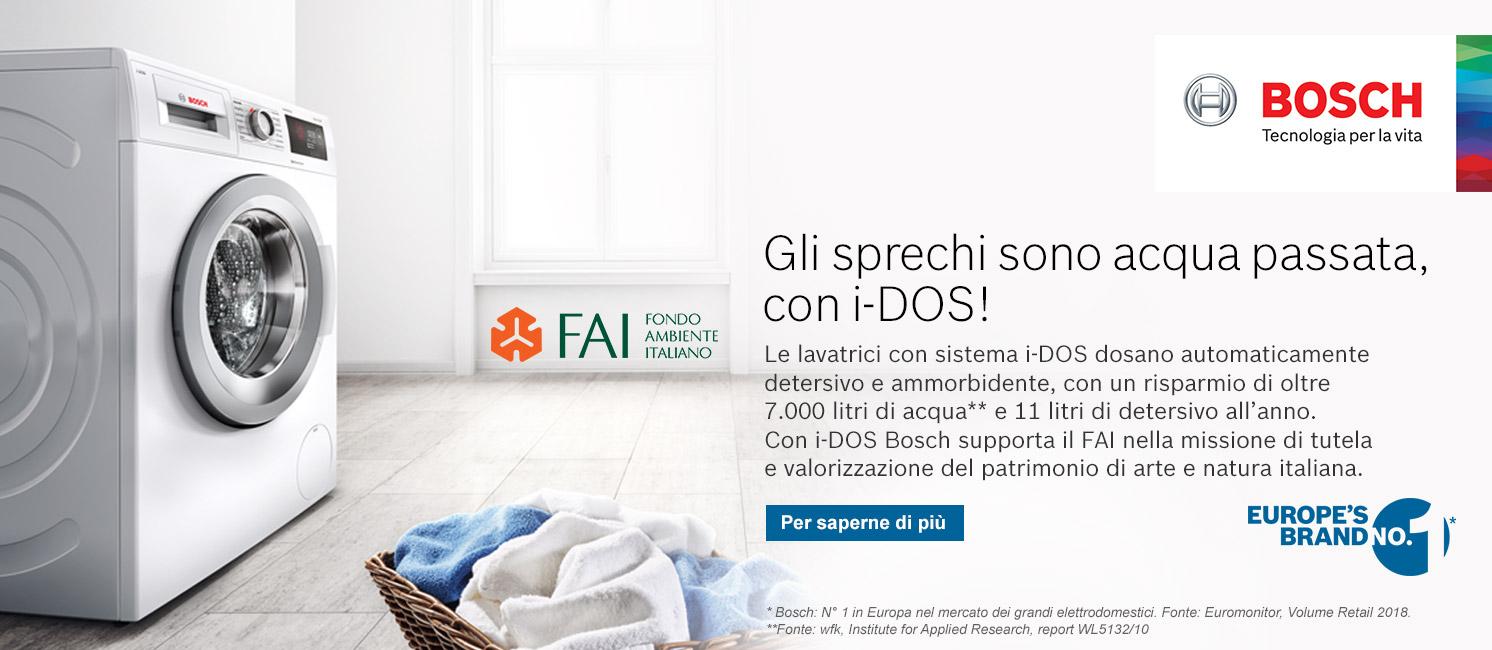 Promo: Bosch i-DOS