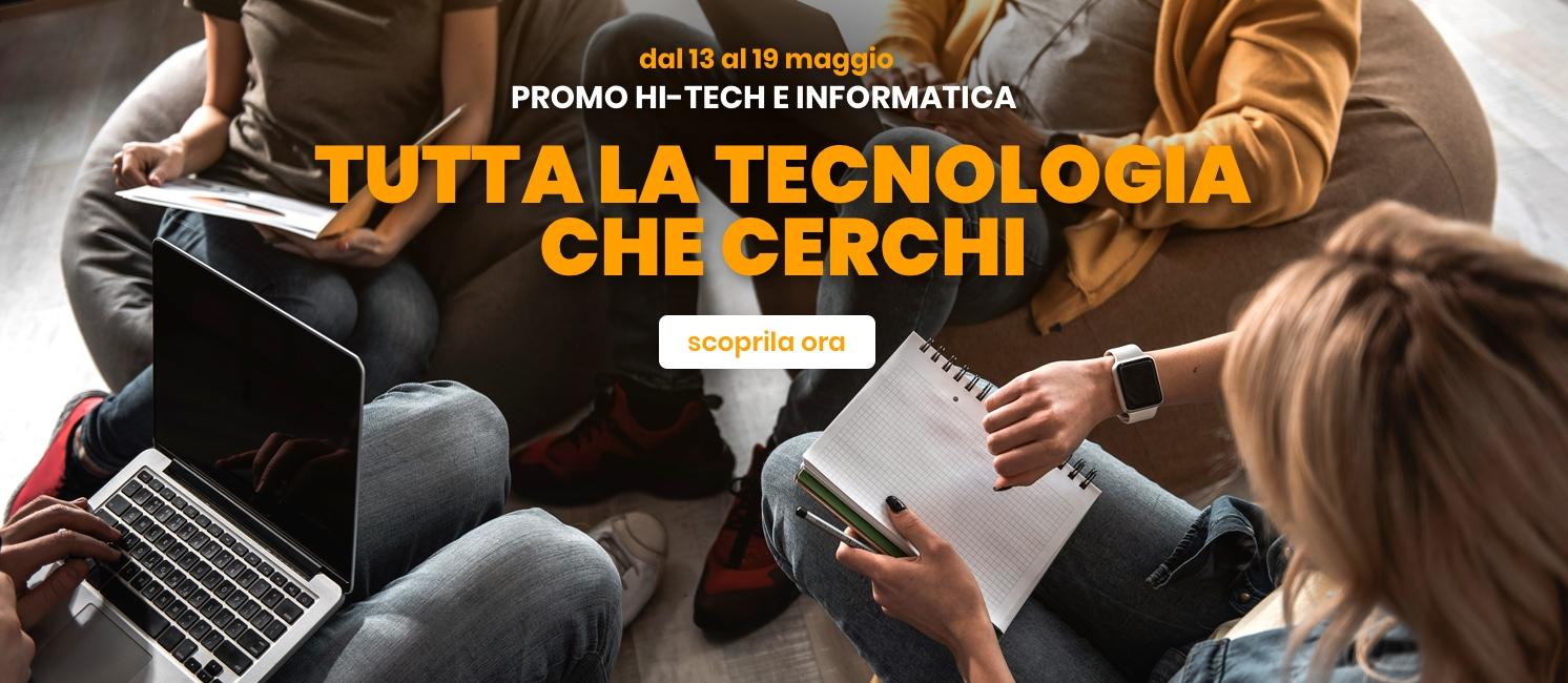 Promo: Promo Hi-Tech