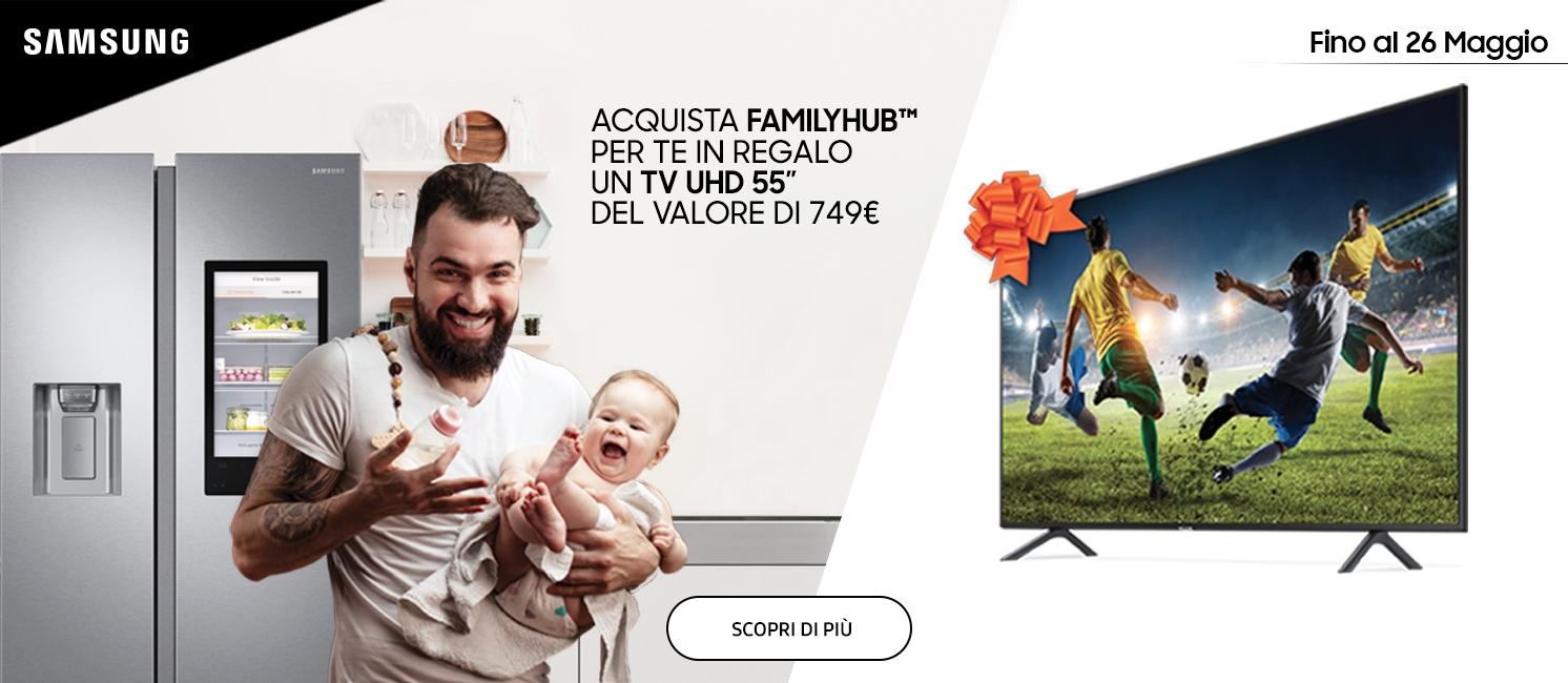 Promo: FamilyHub Samsung