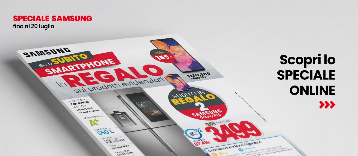 Promo: Speciale Samsung