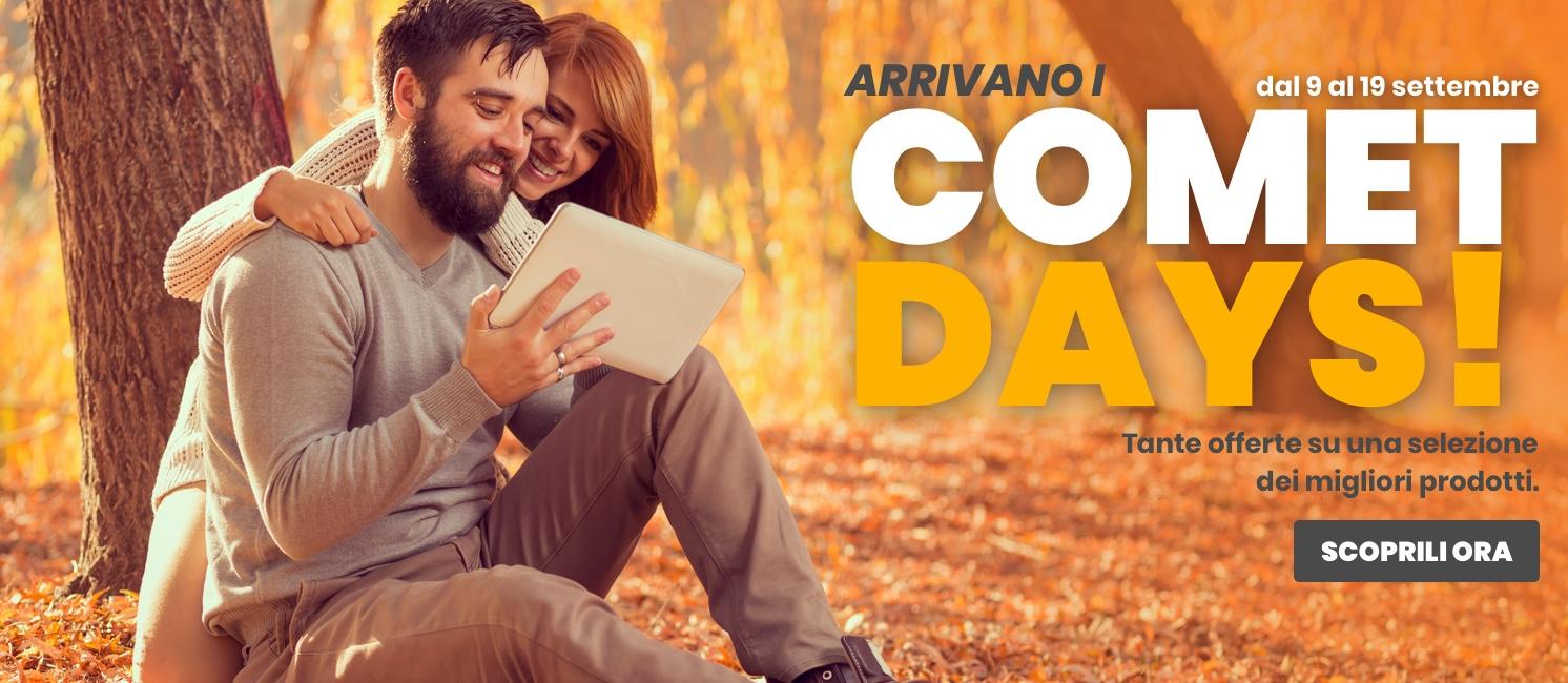 Promo: Comet Days