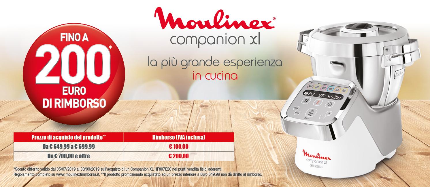Promo: Cashback COMPANION XL.