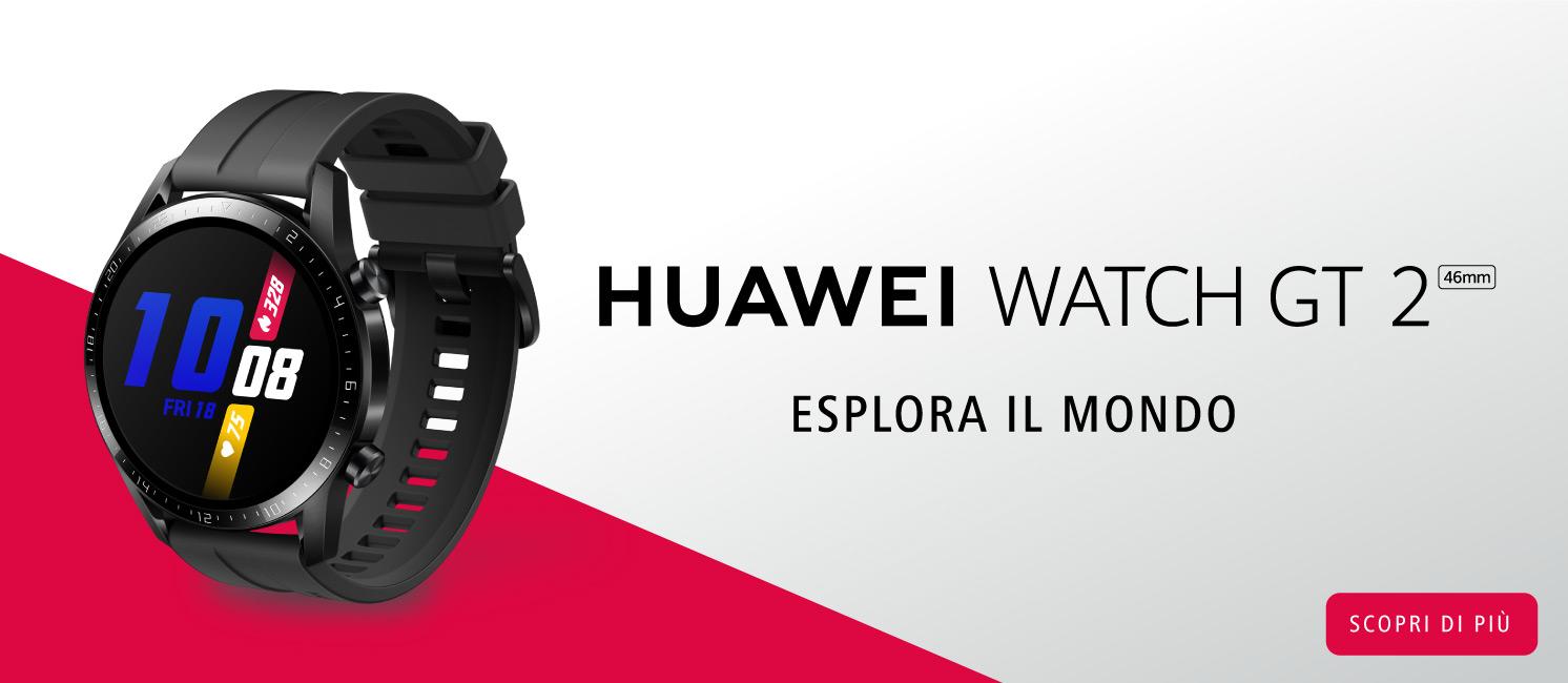 Promo: Huawei Watch GT 2