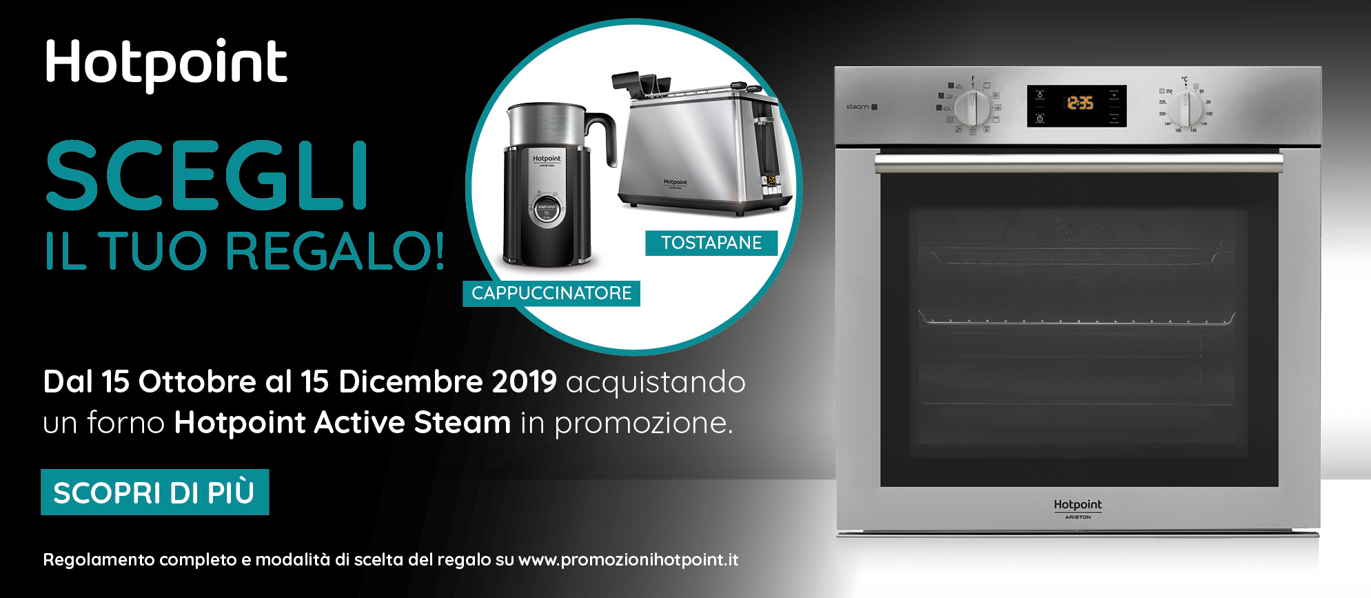 Promo: ACTIVE STEAM HOTPOINT