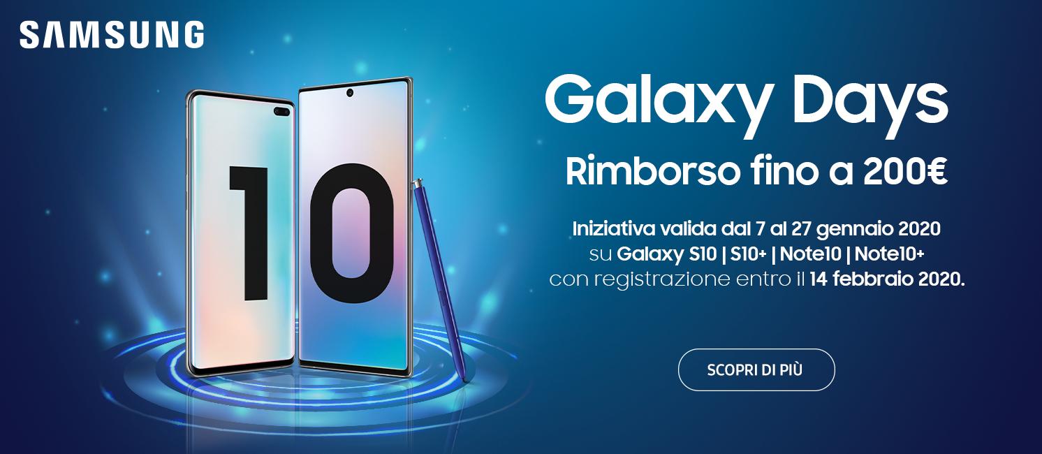Promo: Galaxy Days