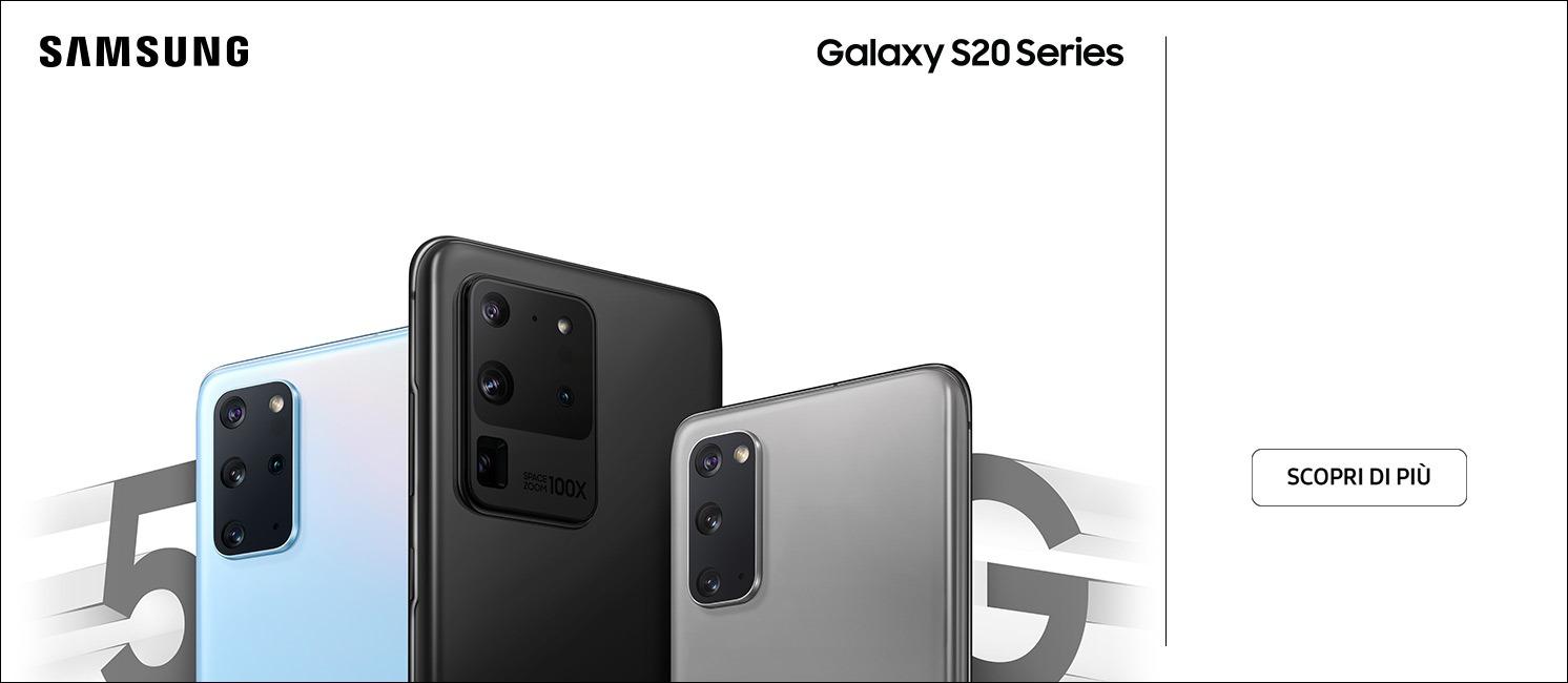 Promo: Samsung - Galaxy S20