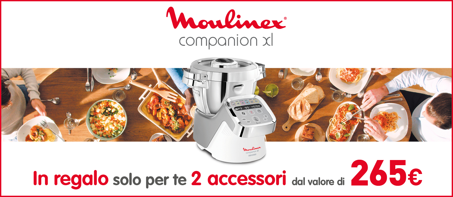 Promo: Moulinex - Companion XL
