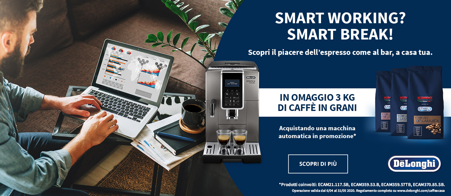 Promo: Smart working? Smart break!