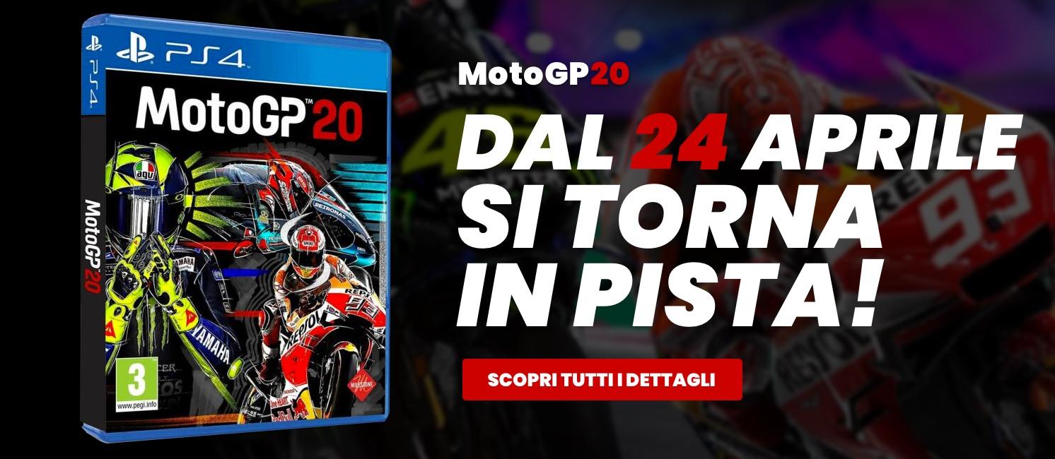 Promo: Nuovo Moto GP 2020