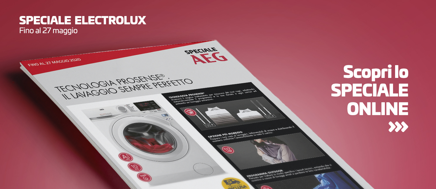Promo: ELECTROLUX SPECIAL DAYS