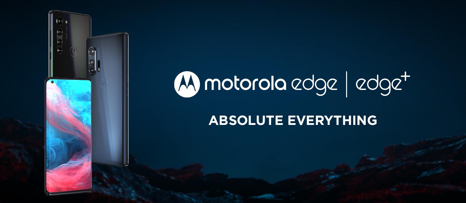 Promo: Nuovi Motorla Edge & Edge Plus