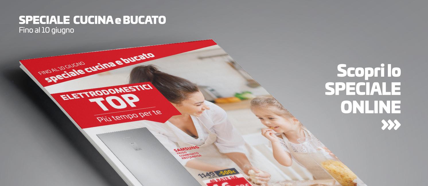 Promo: Speciale cucina e bucato