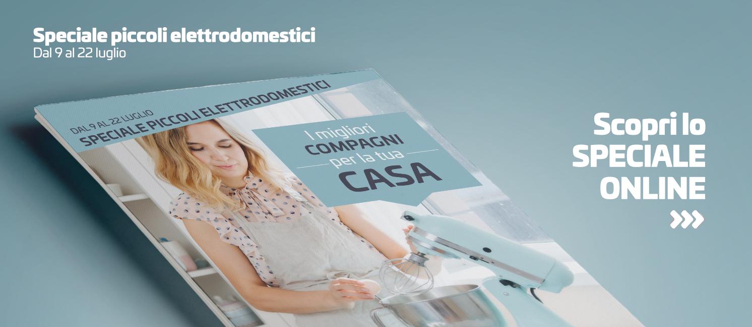 Promo: Speciale Piccoli elettrodomestici