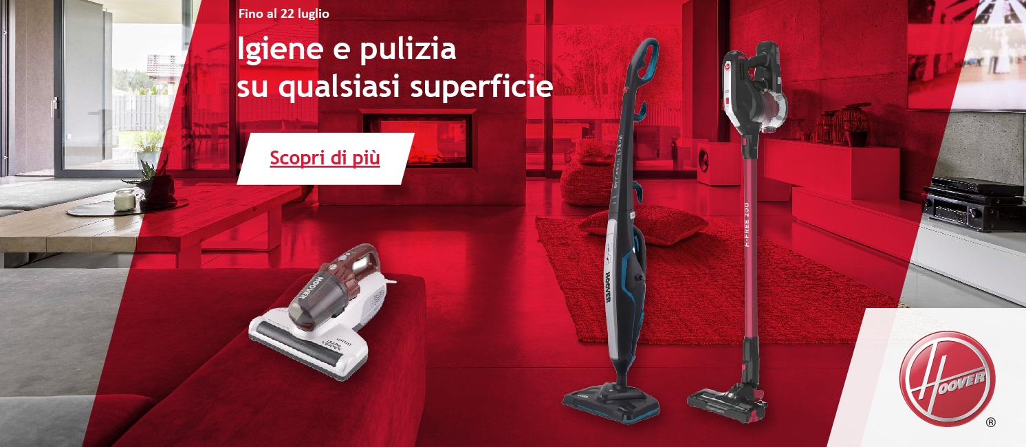 Promo: Speciale Hoover