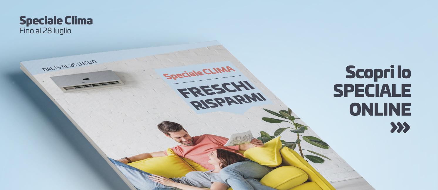 Promo: Speciale Clima: Freschi risparmi!