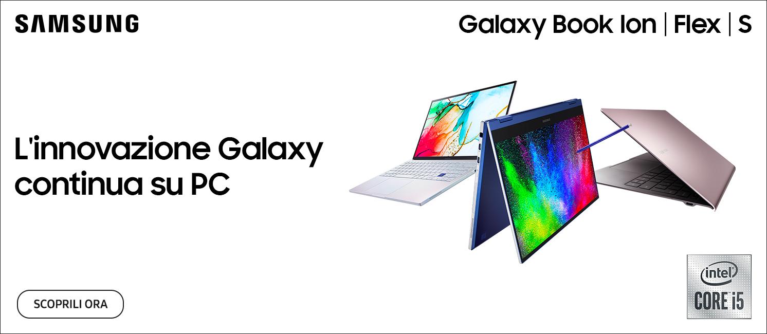 Promo: Samsung Galaxy Book Ion