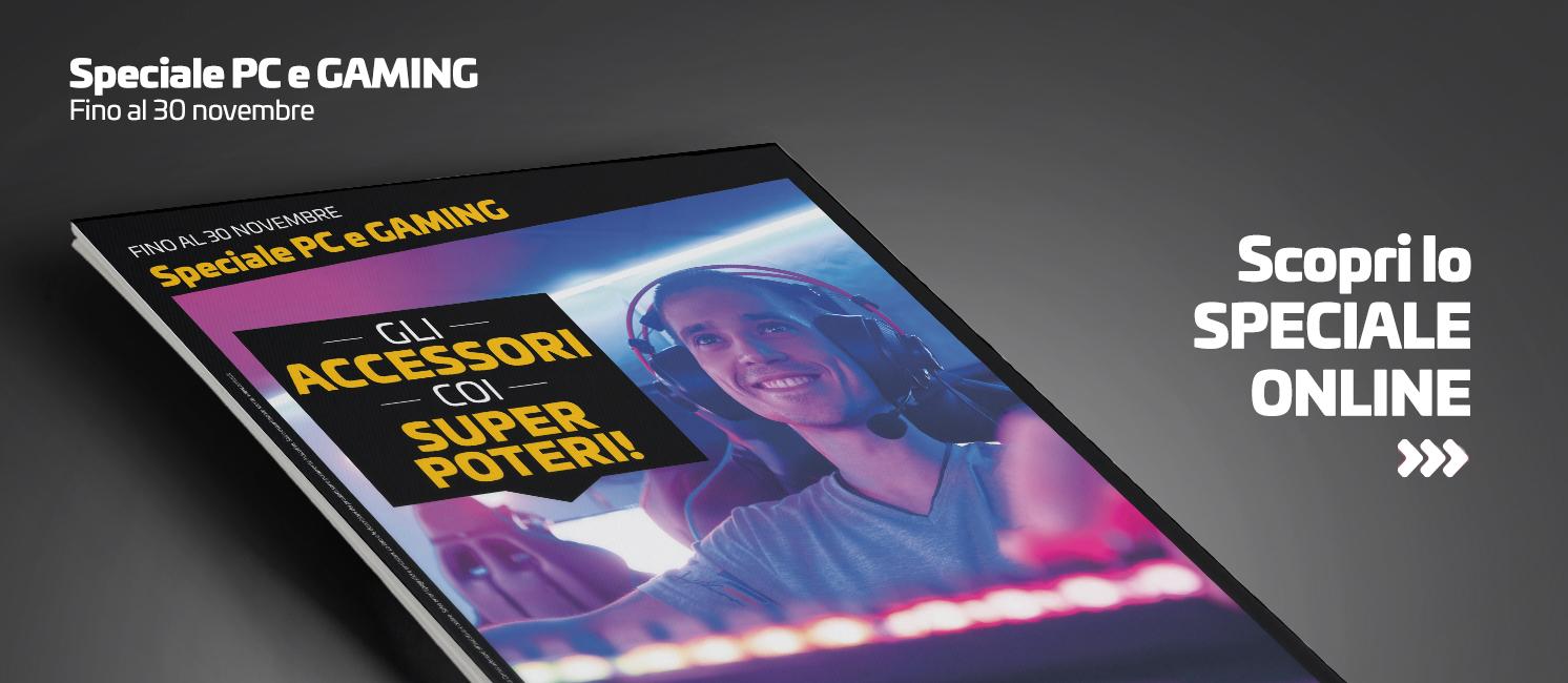 Promo: Speciale Accessori Informatica e Gaming