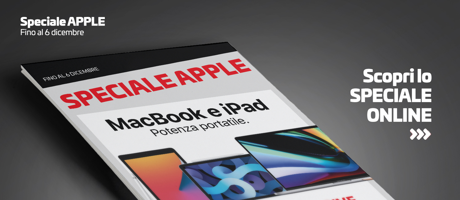 Promo: Speciale Apple informatica