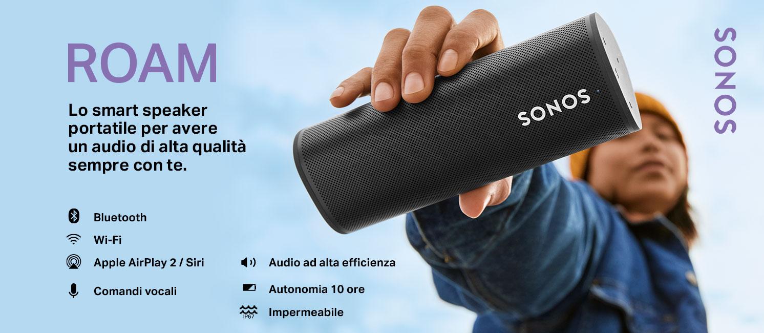 Promo: Scopri Sonos Roam!