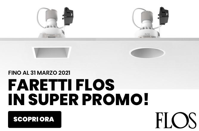 Promo: Faretti Flos in super promo!