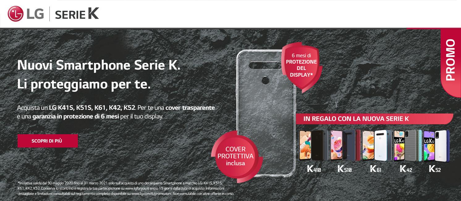 Promo: Nuovi Smartphone Serie K