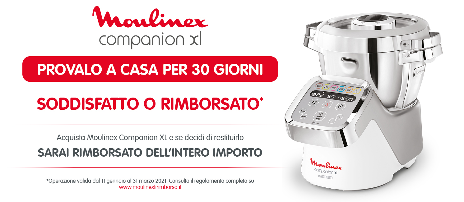 Promo: Moulinex Companion XL