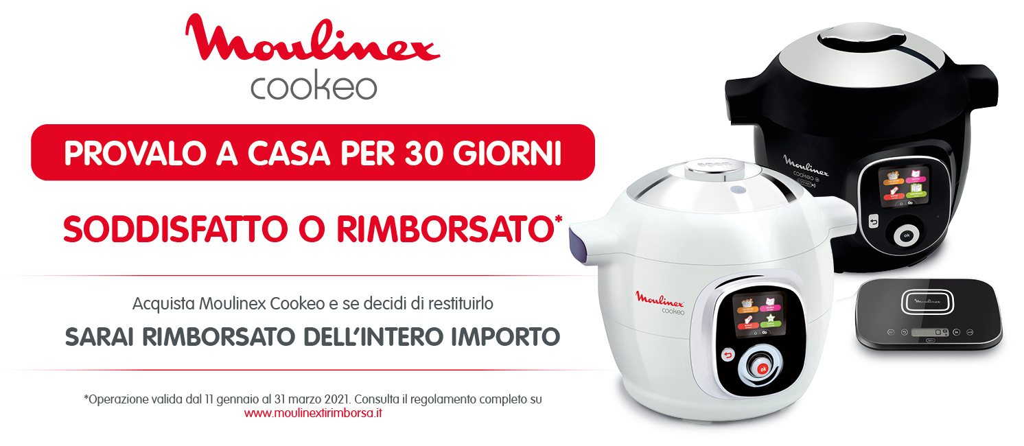 Promo: Moulinex Cookeo