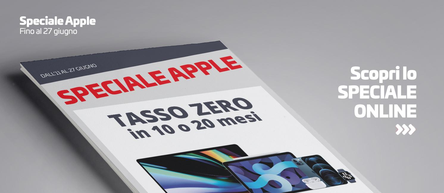 Promo: Speciale Apple