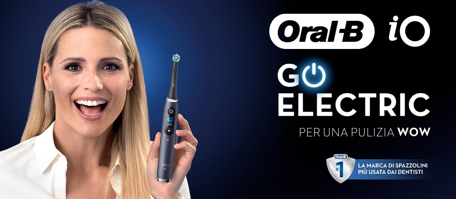 Promo: Nuovi Braun Oral-B IO
