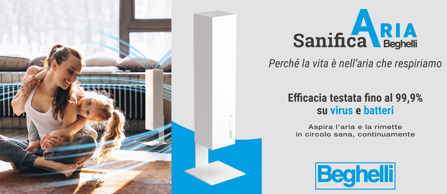 Promo: Beghelli SanificAria