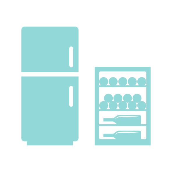 Estendo - Estensione di assistenza premium per frigoriferi, congelatori e cantinette per 3 anni