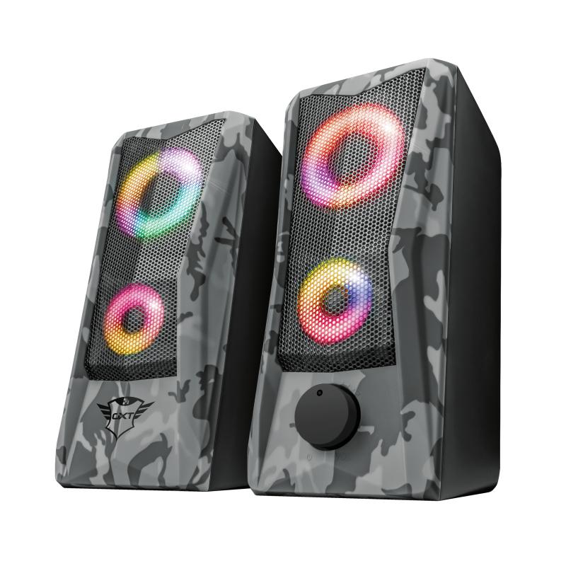 GXT 606 JAVV RGB 2.0 SPEAKER SET