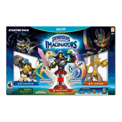 Activision Skylanders Imaginators Starter Pack - 87893is