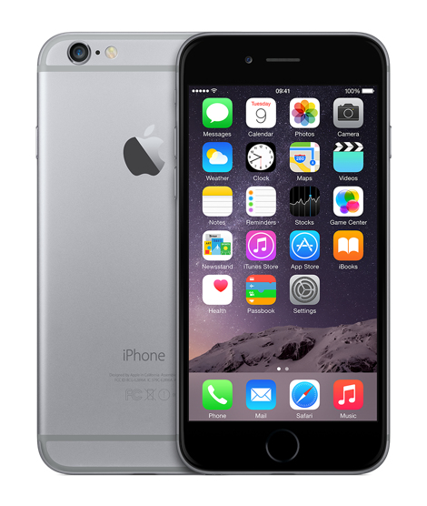 Apple - iPhone 6 32GB Space Grey