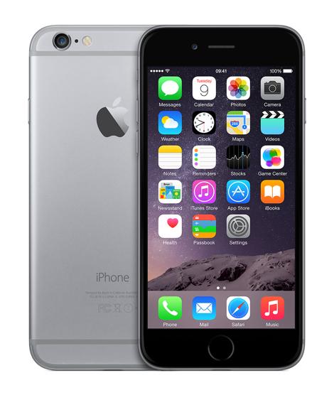Apple iPhone 6 - iPhone 6 32GB Space Grey