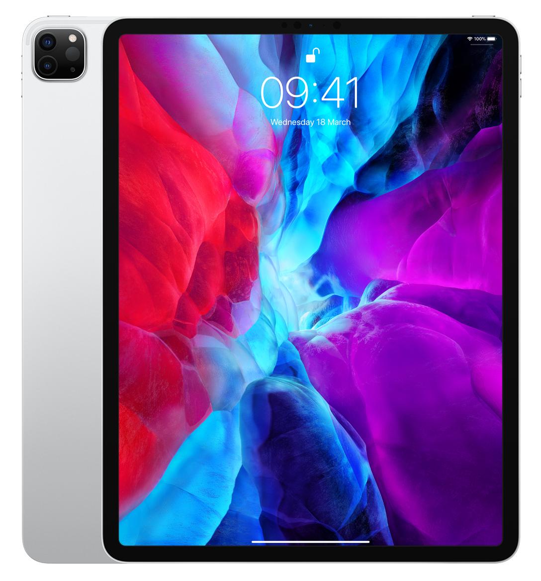 """12.9""""iPad Pro Wi-Fi 256GB Silver 2020"""