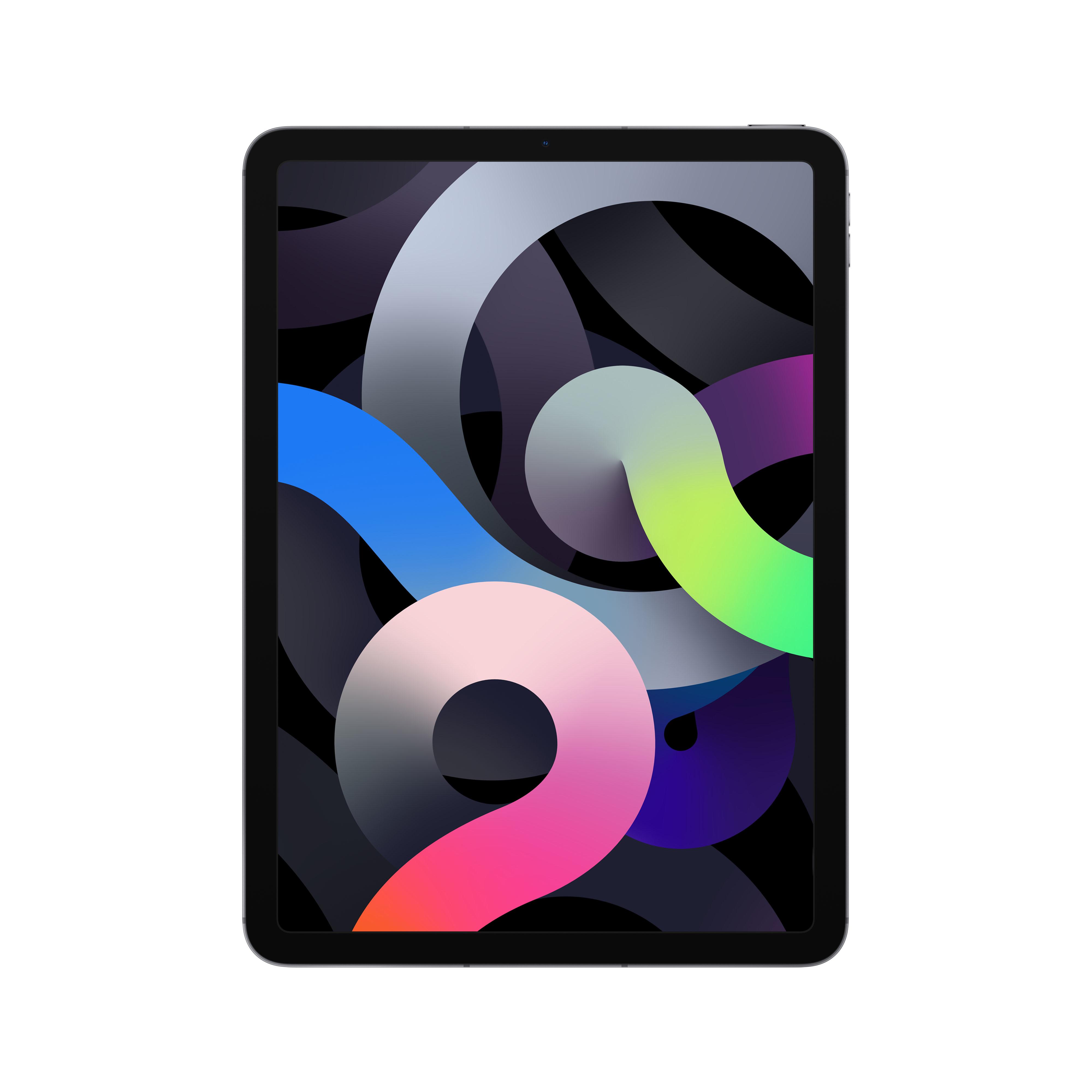 Apple - 10.9-inch iPad Air Wi-Fi + Cellular 64GB - Space Grey Mygw2ty/a