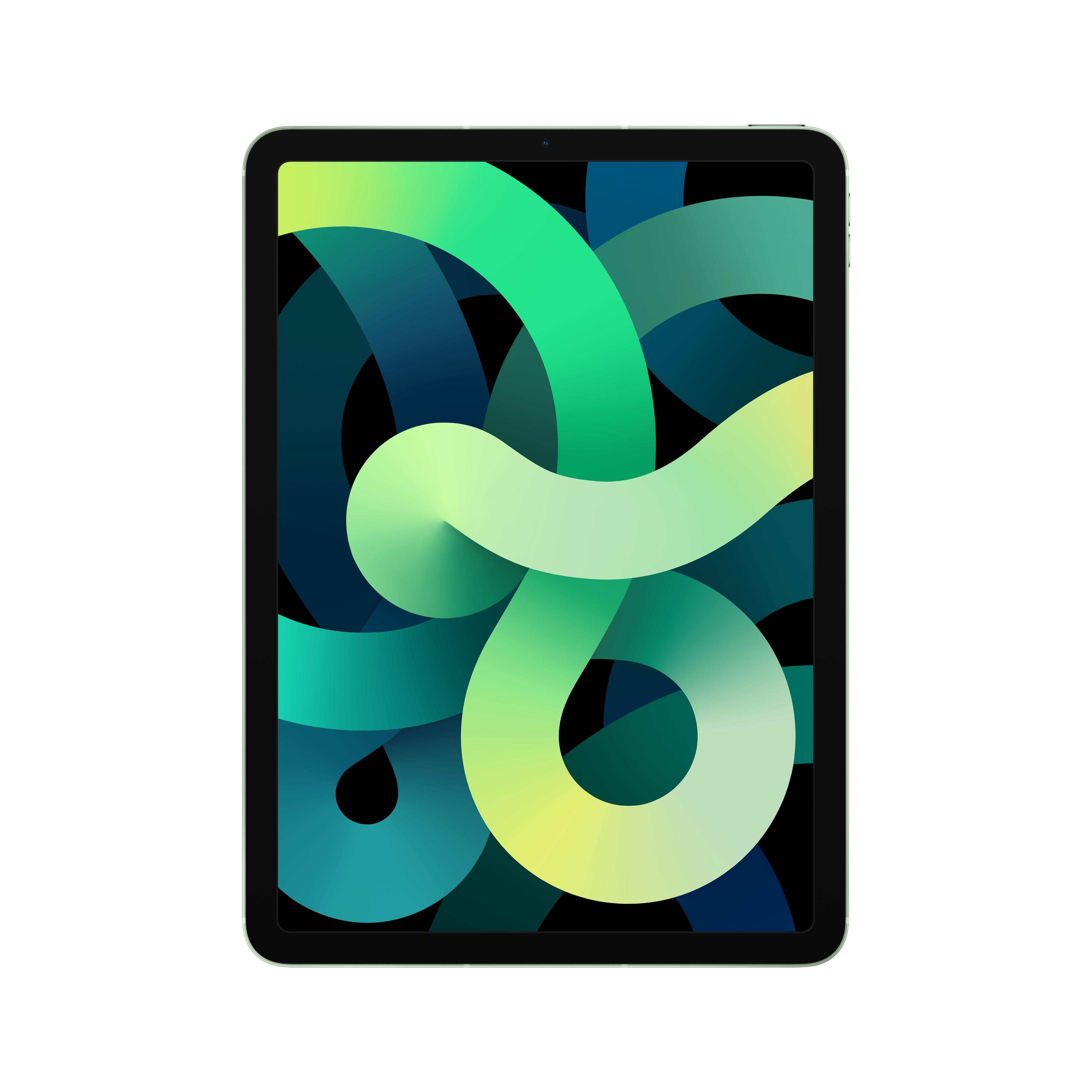 Apple - 10.9-inch iPad Air Wi-Fi + Cellular 64GB - Green Myh12ty/a