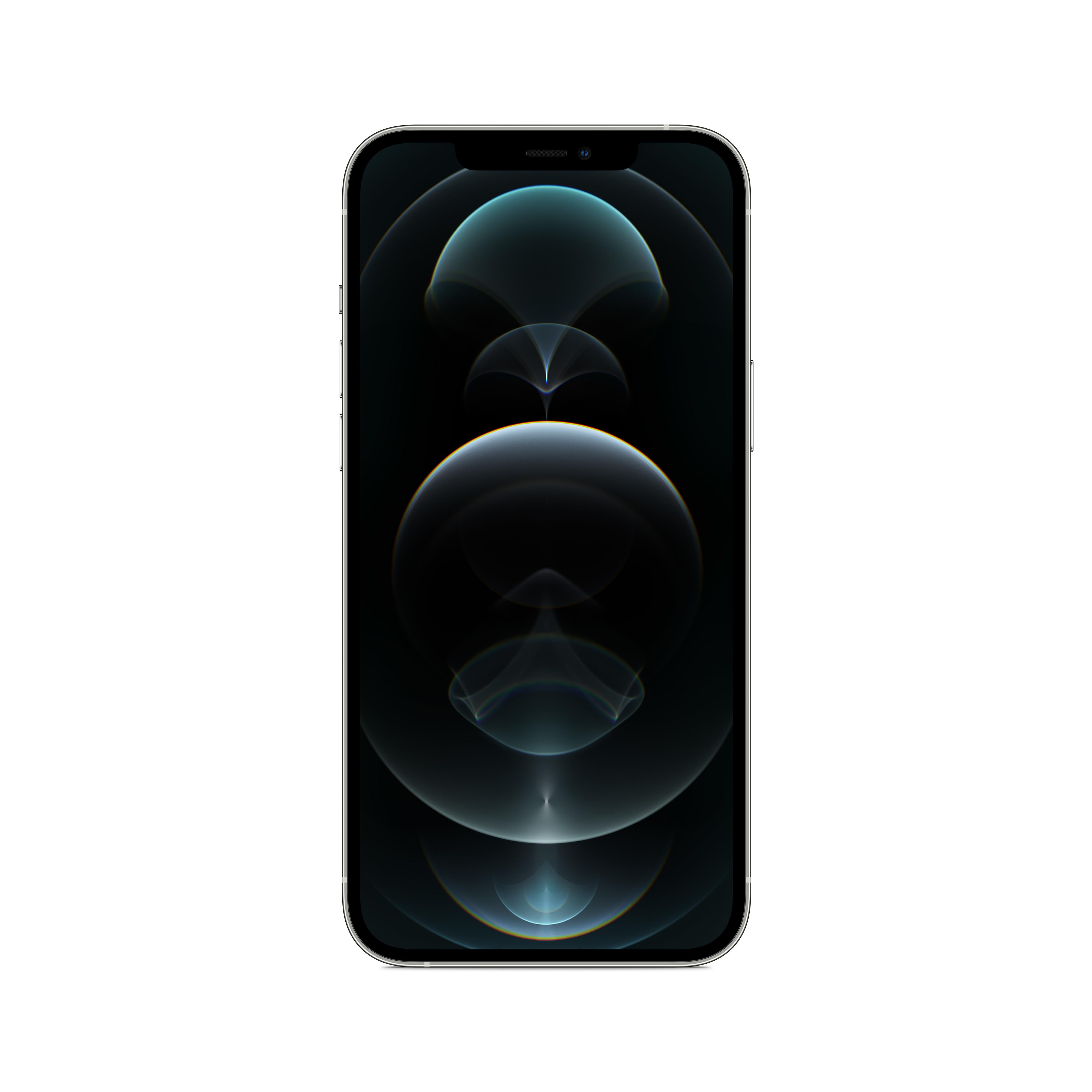 Apple - iPhone 12 Pro Max 128gb Silver