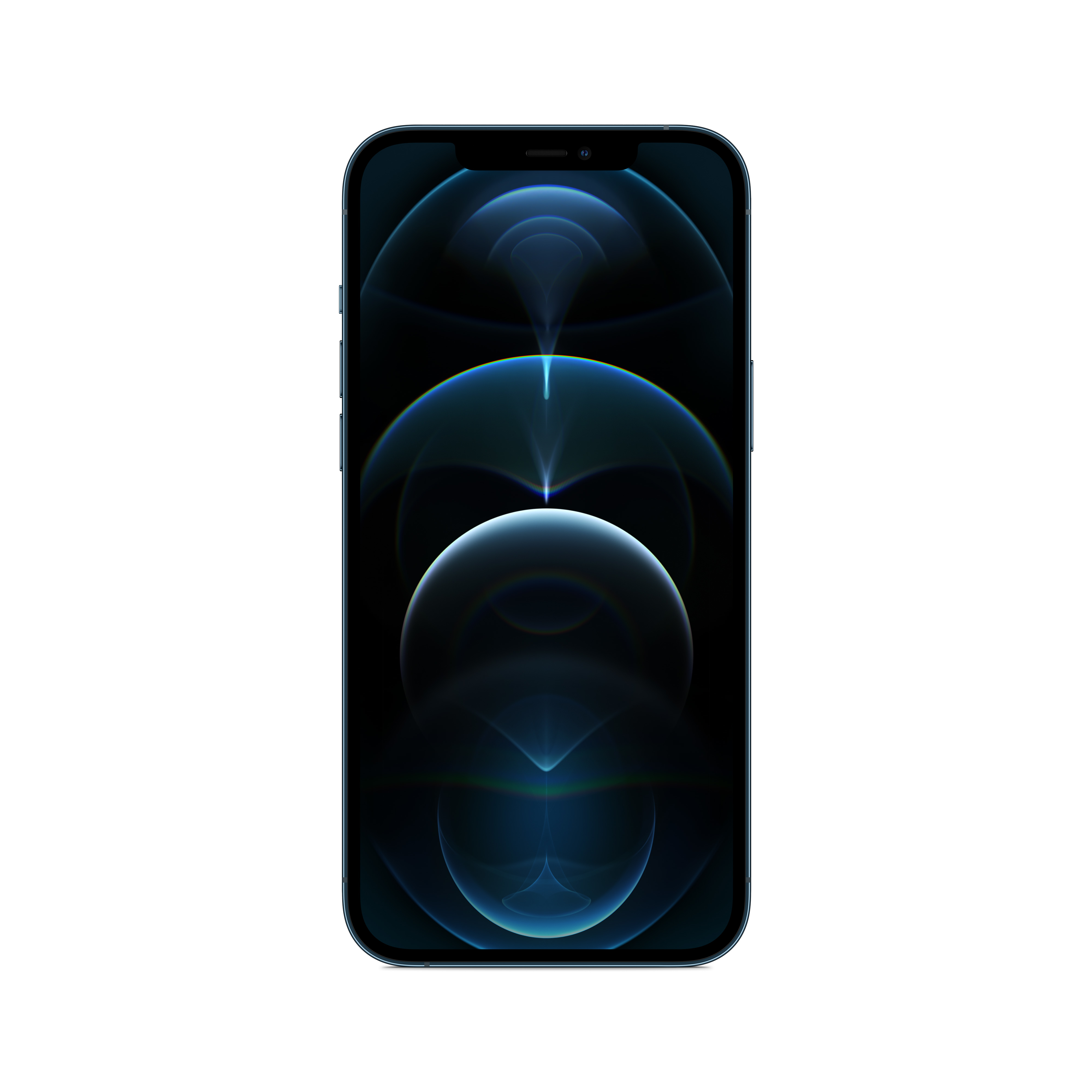 Apple - iPhone 12 Pro Max 128gb Pacific Blu