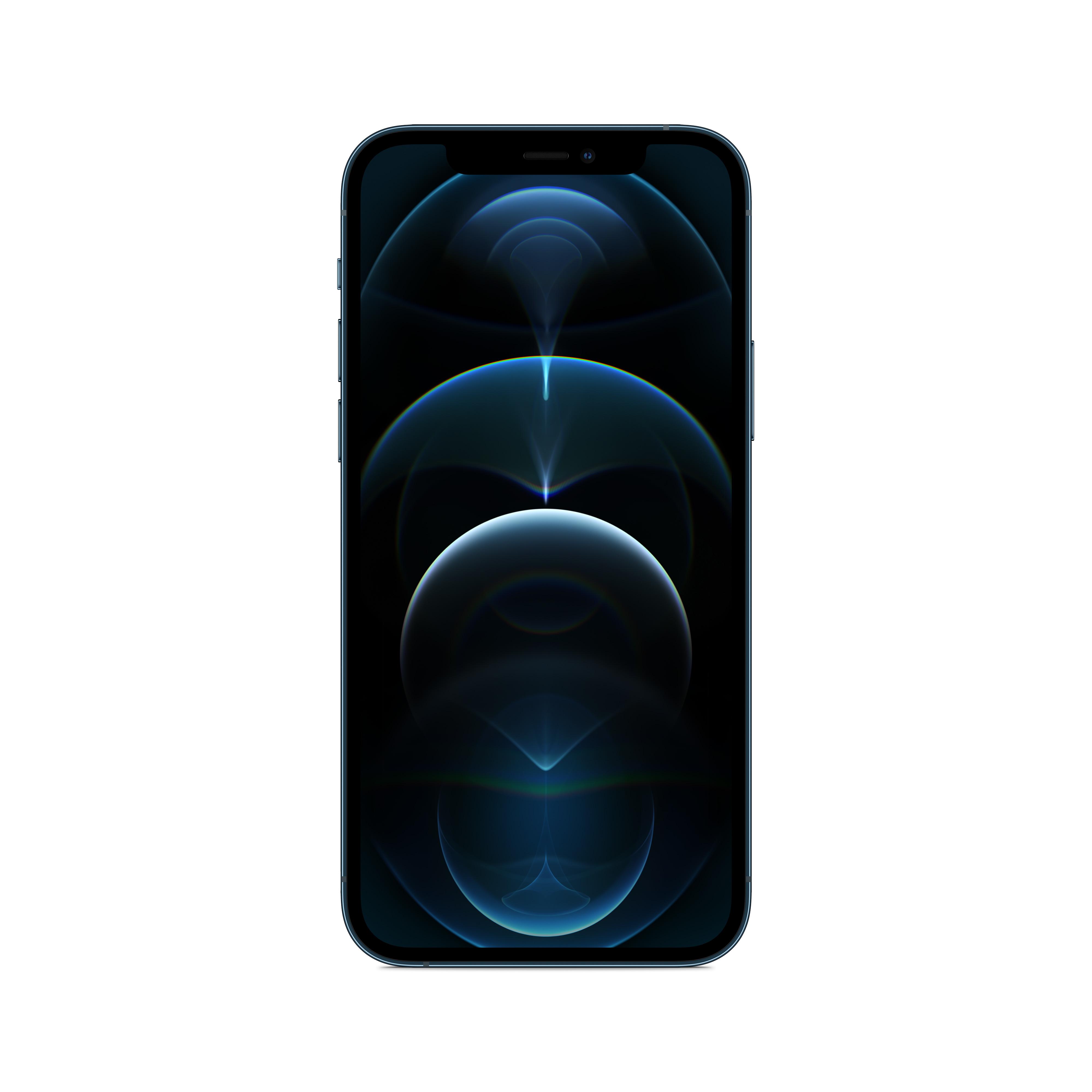 Apple - Iphone 12 Pro 256gb Pacific Blue